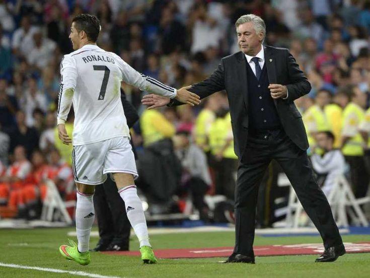 Ancelotti: Ronaldo Tak Pernah Berhenti Merasa Lapar