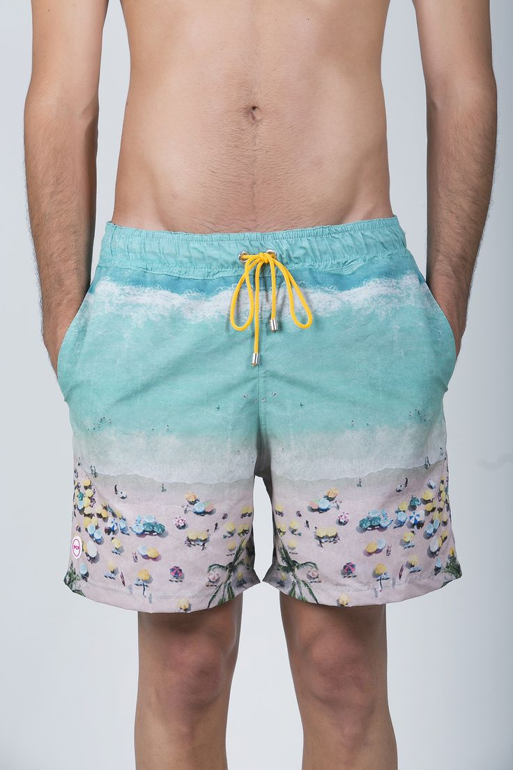 """The """"We fly high"""" limited edition boardshorts #pcpclothing"""