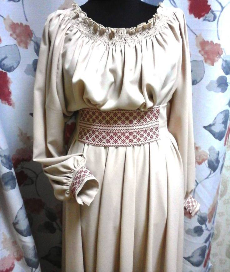 Romanian Dress Embroidered more designs in gallery all custom sizes | eBay