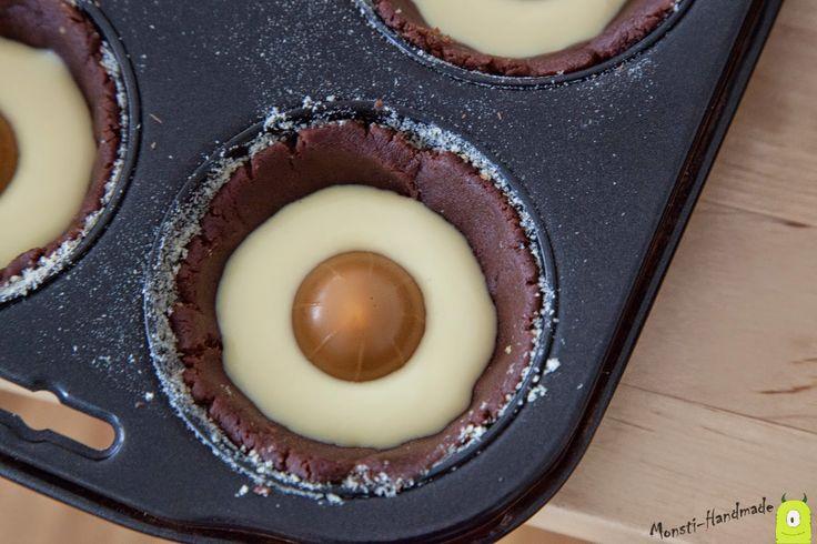 Rezept für Käse-Toffifee-Muffins                                                                                                                                                                                 Mehr