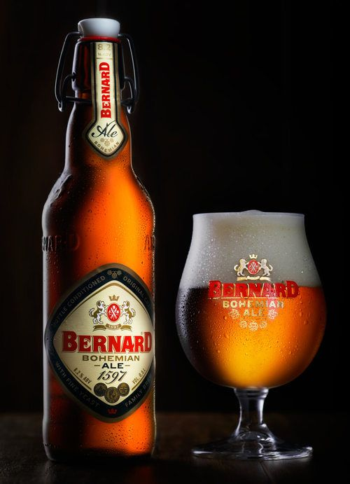 beer, Bernard beverages photo. Pivo Bernard