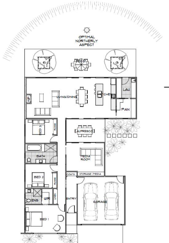 Iris | Home Design | Energy Efficient House Plans | | Green Homes Australia