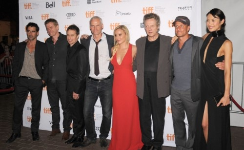 Colin Farrell and Six of Seven Psychopaths Premiere in Toronto
