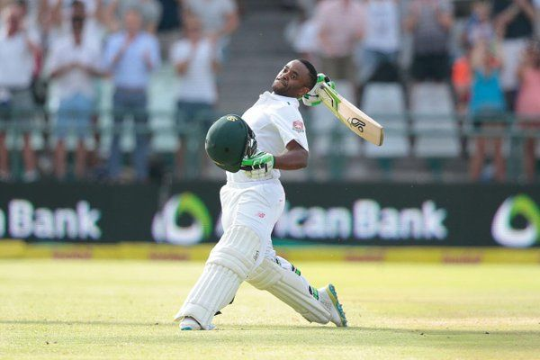January 6 2016 - Temba Bavuma becomes first black South African to score a test century