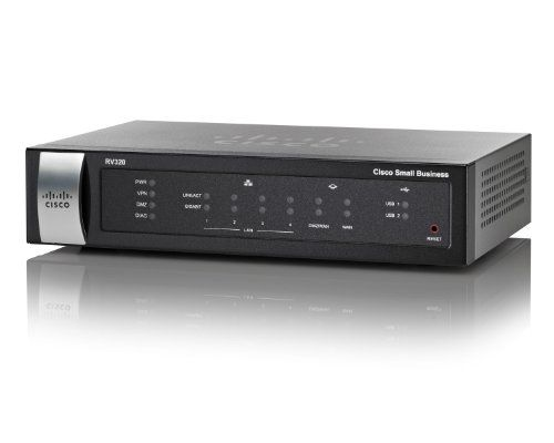 Cisco Systems Gigabit VPN Router RV320K9NA >>> Want additional info? Click on the image.