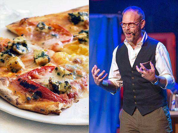 Presto Pizza-o! Alton Brown's Secrets to Making a PerfectPie