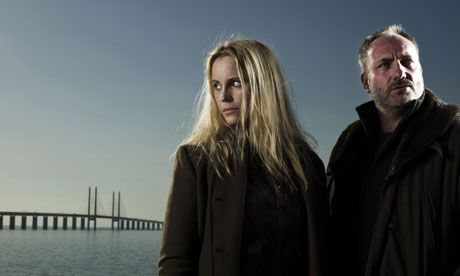 Nordic Noir Night on BBC4! She's a socially awkward Swedish cop, he's a relaxed Danish detective – surely a match made in heaven? Sofia Helin and Martin Rohde star in The Bridge.