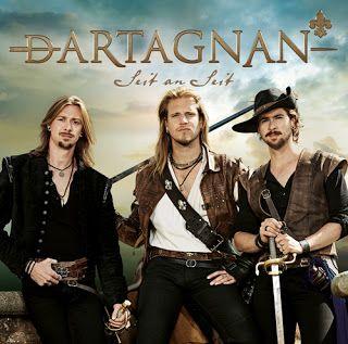 Ogień w uszach: Recenzja albumu D'Artagnan - Seit and Seit (2016)