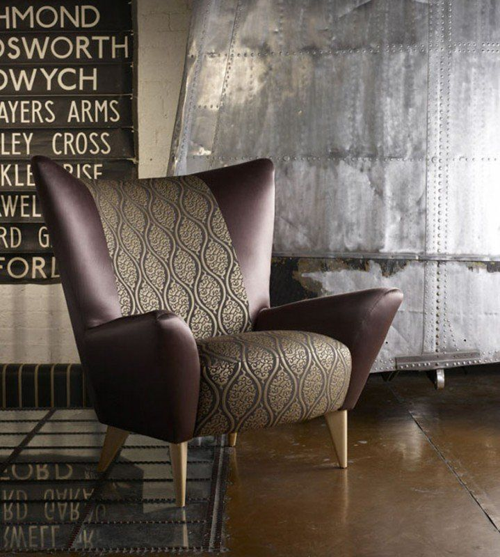 Buy Online MODERN FEATURE CHAIR WITH ART DECO INFLUENCE ...