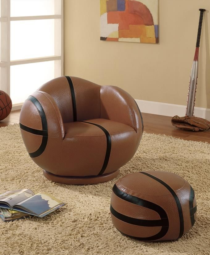 Small Kids Basketball Chair - Homeclick Community