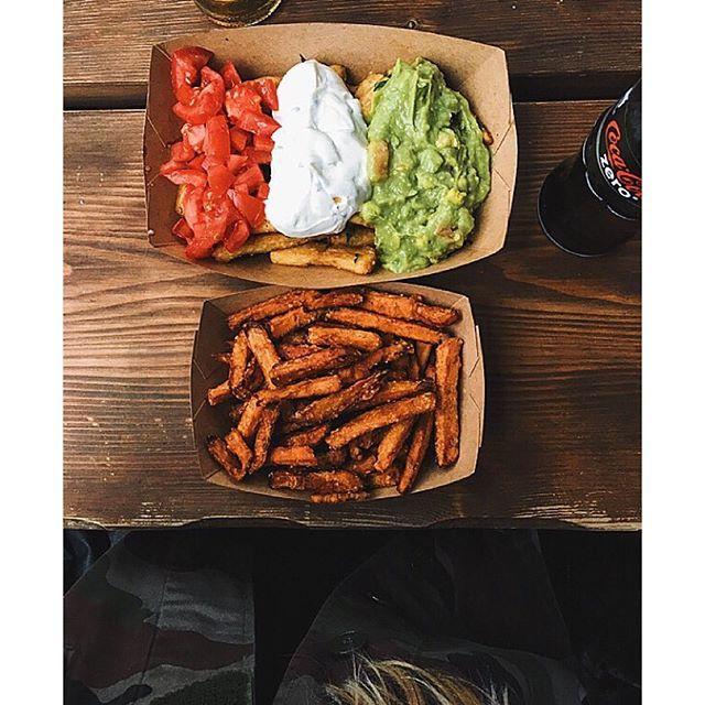 Frittenwerk die pommesmanufaktur sweet potato fries for Ada s fish fry