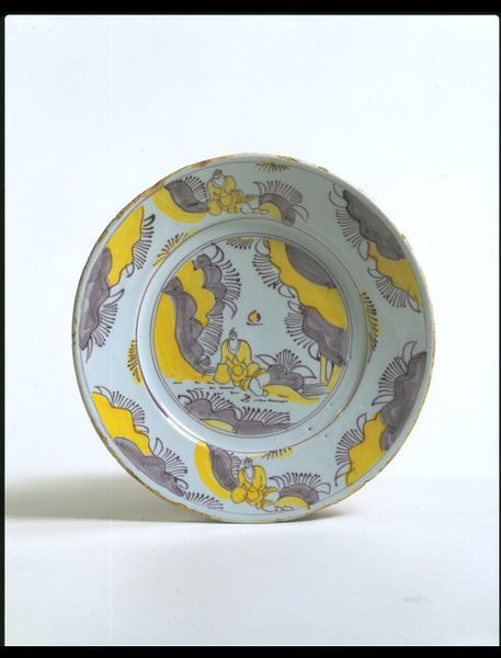 Plate | Brislington pottery | V&A Search the Collections