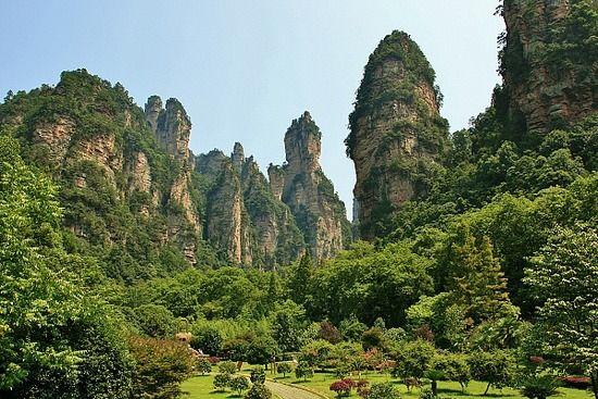 Zhangjiajie (China)