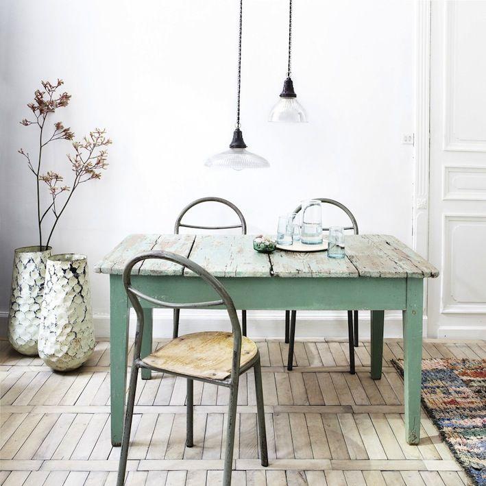 les 25 meilleures id es de la cat gorie vert menthe sur. Black Bedroom Furniture Sets. Home Design Ideas