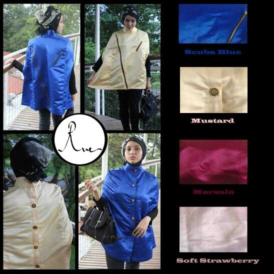 Turtleneck Cape. For order Rue by F.A.K.S: LINE @dummy_andromeda | BBM 7F90B15D | Way to feed your EGO!