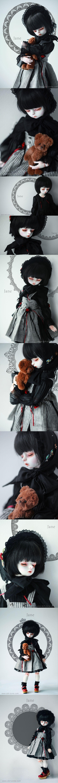 球体関節人形 Jane 女 42cm