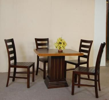 Detail of Bahrain Dining Set | Indonesia Contemporary Furniture