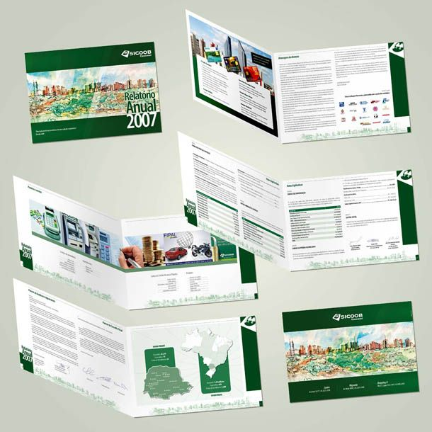 The 25+ best Examples of brochures ideas on Pinterest Portfolio - brochure design idea example