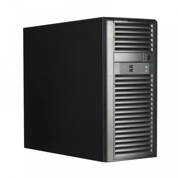 SM08-1/50-PED-E52609V3(1)/16GB/4BAY Server  • Pedestal Chassis 500W PSU • 4x 3.5″ SATA Fixed Internal Drive Bays • Intel Xeon E5-2609V3 1.9GHz 6C 15MB 2011 SKT (x1) • 16GB DDR4-2133 RDIMM • 2x WD 1TB Enterprise Drives (RAID 1 for OS) • Assembly & Testing Included (48Hrs)