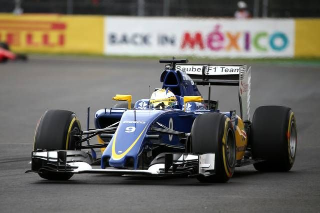 #Formula1: #Sauber F1 Team - 2015 Mexican Grand Prix - Practice, Qualifying & Race