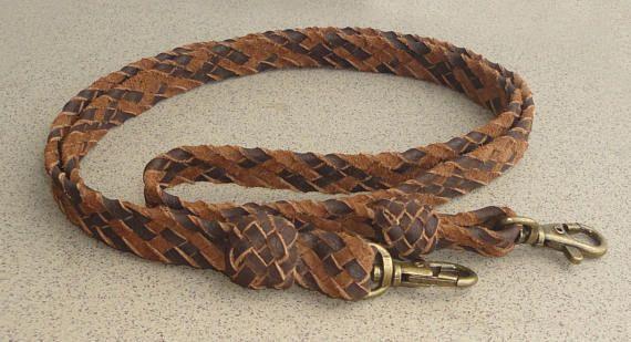 Braided leather camera neck strap camera strap leather Film