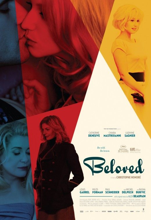 The Beloved. Movie poster design by Carnival Studio.