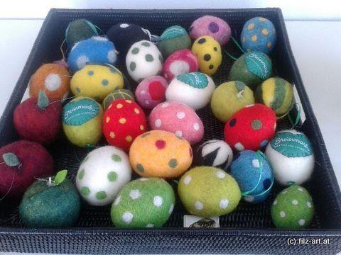 Filz Eier