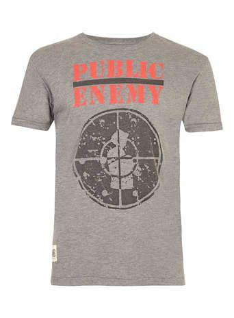 Worn By 'Public Enemy' T-shirt* - Men's T-Shirts & Vests  - Clothing