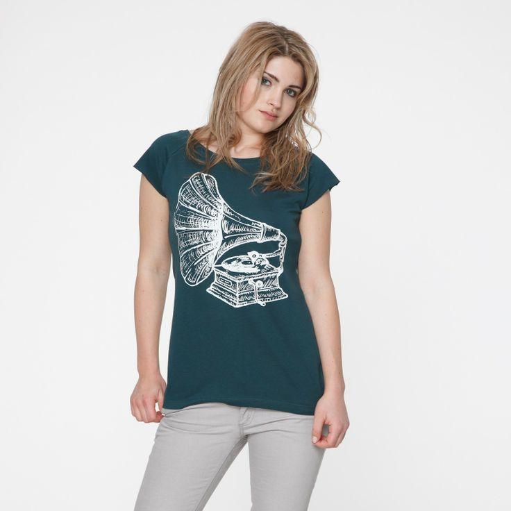 Fairtrade T-Shirt aus Biobaumwolle.