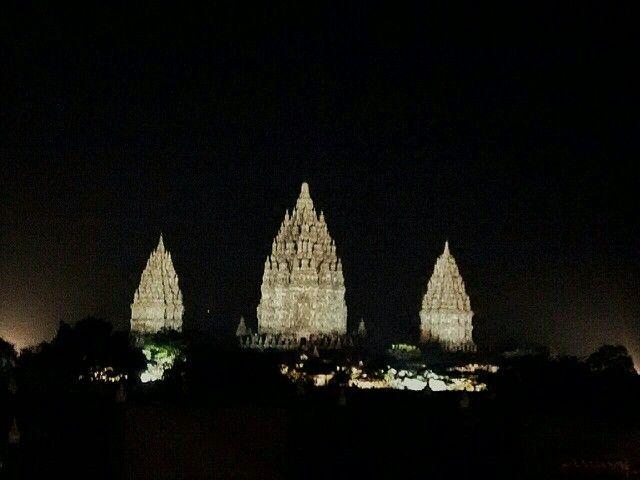 Prambanan Temple of Yogyakarta