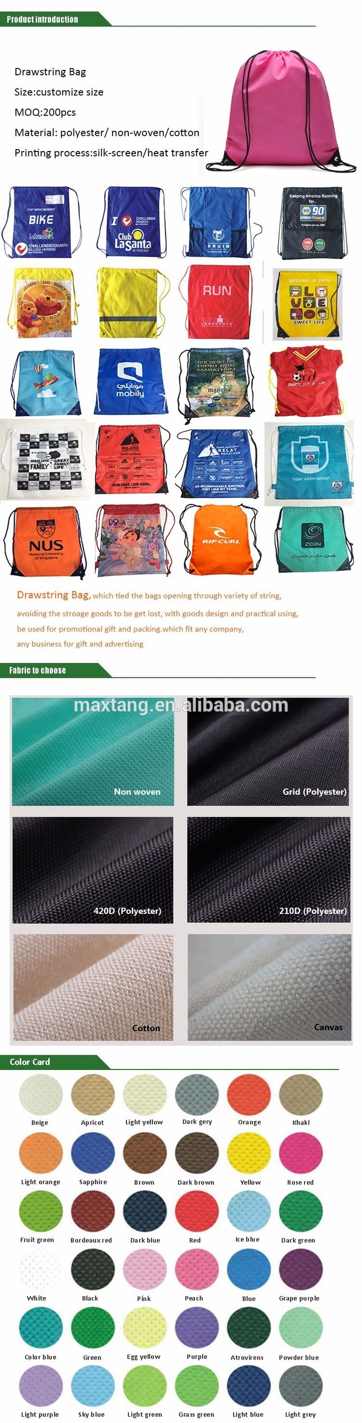 Non woven Fabric Non Woven Bag Non Woven Shopping Bag Bag Nonwoven 100% Linen Fabric Promotion Gift