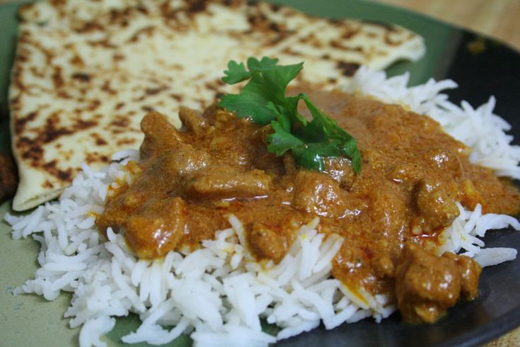 If you've never tried Indian food, this is a good place to start. Butter chicken is one of my favorite dishes. It is so decadent and really very bad for you, but so so delicious. There's ...
