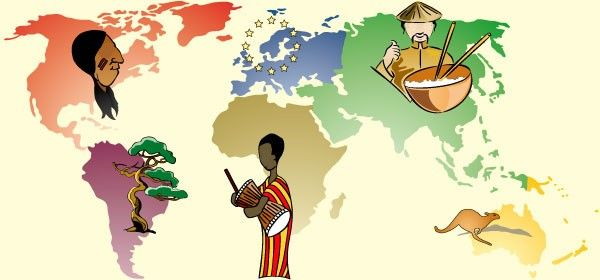 Projet tour du monde : ressources