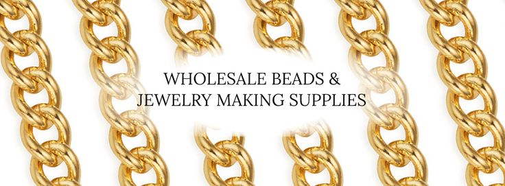 Solid Copper Chain By Foot | Beads | Jewelry Making Supplies Wholesale