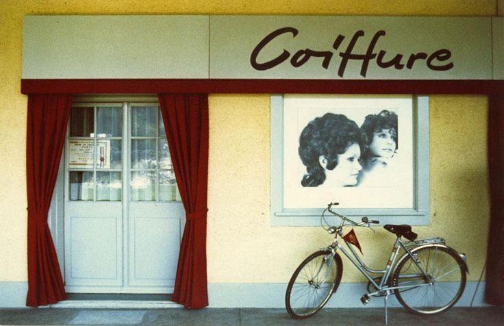 "Luzern, 1971, from the series ""Kodachrome,"" vintage c-print  Estate of Luigi Ghirri, courtesy of Matthew Marks Gallery"