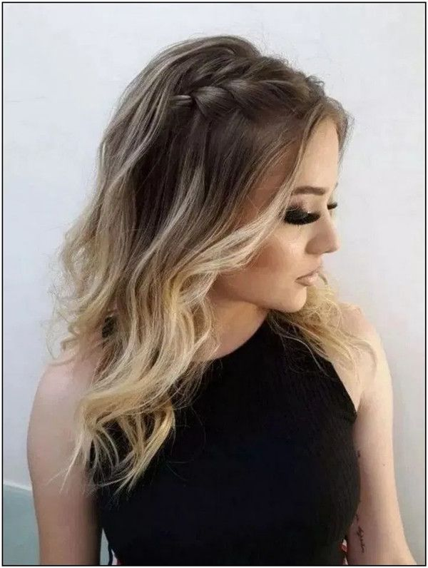 Simple Wedding Hairstyles -  #WeddingHairstyles