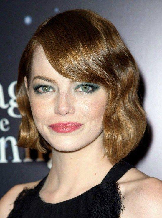 20 Glamouröse Emma Stone Frisuren Für Sie Inspiration Madame