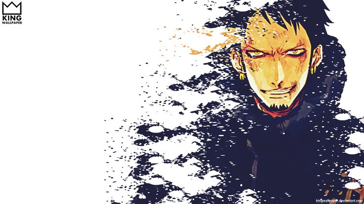 Trafalgar Law Wallpaper - by @kingwallpaper by Kingwallpaper