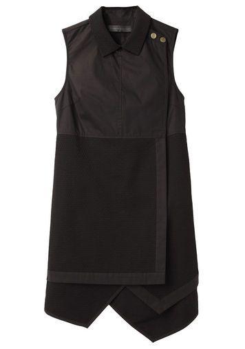 Proenza Schouler | Sleeveless Asymmetrical Shirtdress | La Garçonne