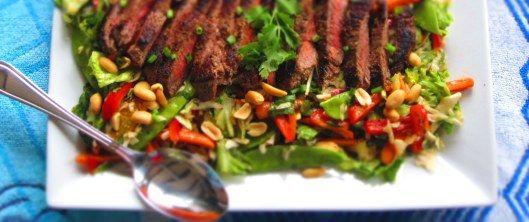 thai beef salad 012