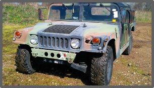 uk Humvee for sale HMMWV