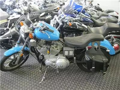 Check out this 1987 Harley Davidson XLH883 listing in Beverly, MA 01915 on Cycletrader.com. It is a Standard Motorcycle and is for sale at $1499.