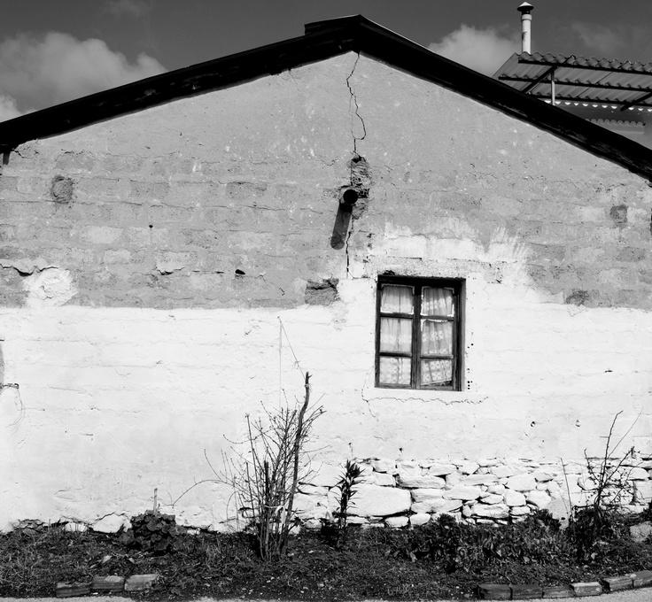 winter,black & white side.