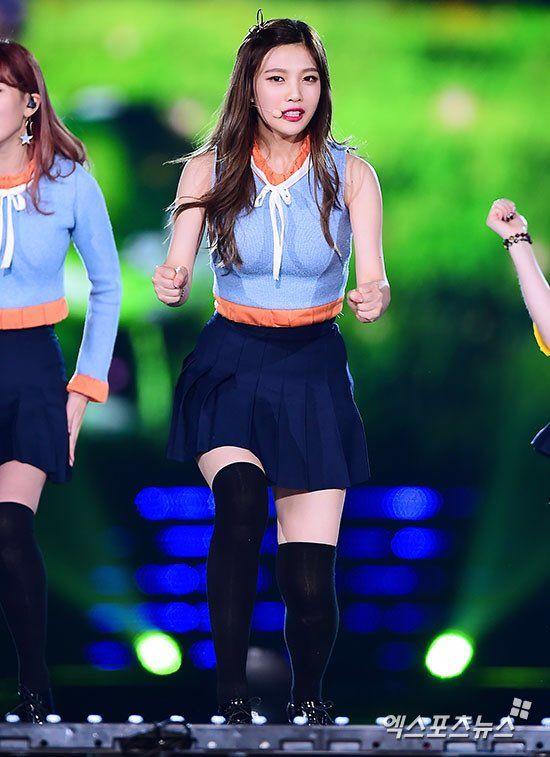 161127 Joy Red Velvet @ 2016 Super Seoul Dream Concert