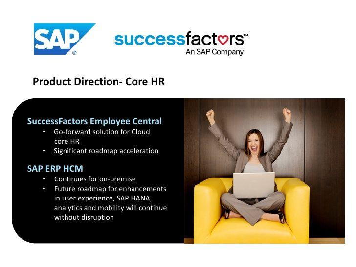 SAP Core HCM, Success Factors & Employee Central At mySAPgurus.com http://www.mysapgurus.com/blog/?p=543