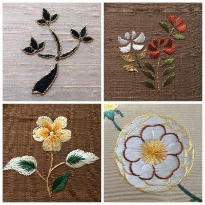 日本刺繍講座の新企画が始まります。単発の講座になりますので、ご都合に合わせてご参加ください。どの回も初心者の方でも参加可能です。【刺繍の技法を学ぶ】第1回...