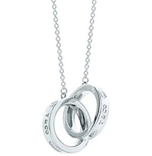 Tiffany & Co 1837 Interlocking Circles Pendant Repin & Follow my pins