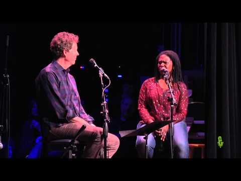 eTown Exclusive: On-Stage Interview with Ruthie Foster - YouTube