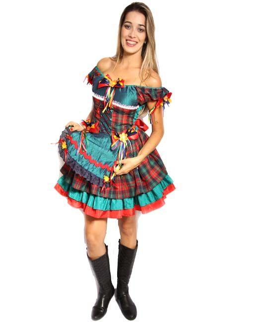 vestido festa junina - Pesquisa Google