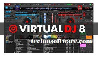 Virtual DJ Pro 8 Crack Plus Serial Key Full Version[Lifetime]